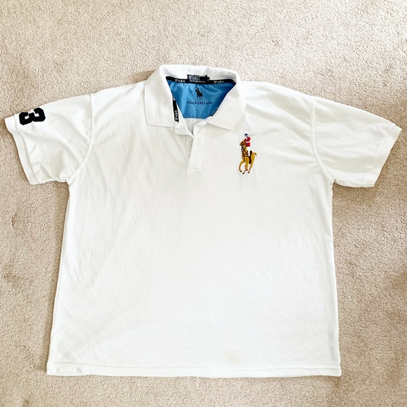 Polo by Ralph Lauren Other - White Men's pony Polo by Ralph Lauren shirt